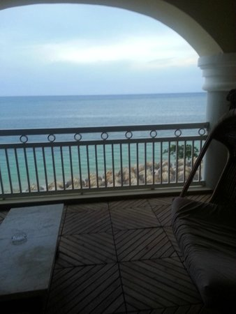 Iberostar Grand Hotel Rose Hall: Beautiful view from my room
