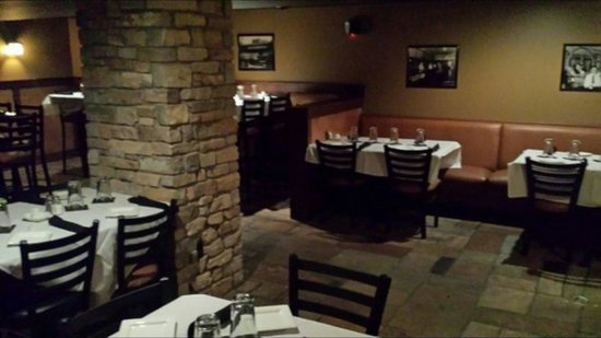 Tuscan Tavern & Grill: Private dining