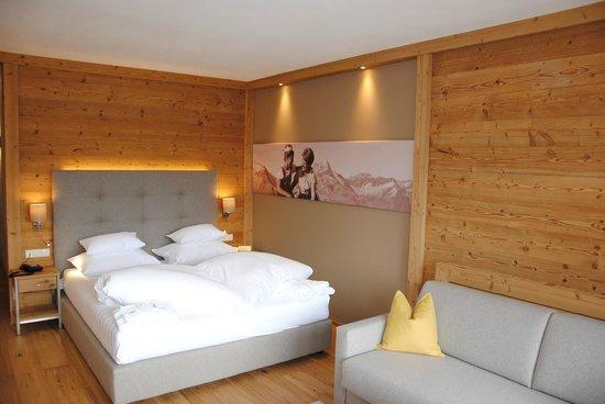 Hotel Alpen Tesitin: Suite sole