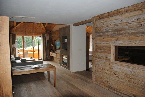 Hotel Alpen Tesitin: suite Tesitin 2