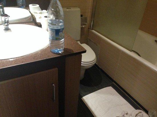 Fleur de Lys Hotel: Bathroom