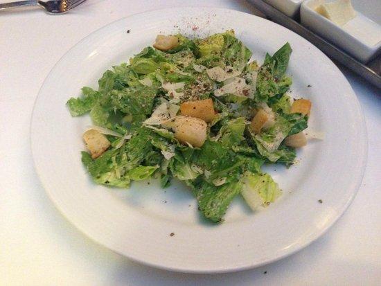 Milwaukee ChopHouse : Caesar Salad