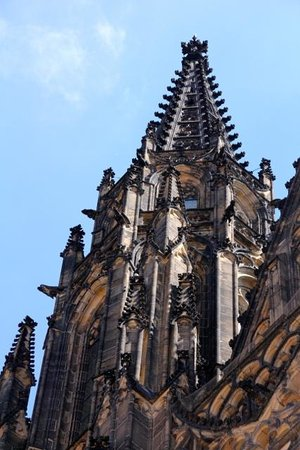 St. Vitus Cathedral: St Vitus Cathedral details by TBSverige