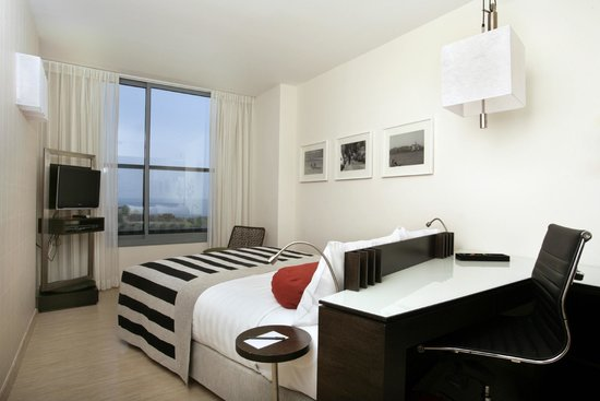 Melody Hotel   Tel Aviv - an Atlas Boutique Hotel: Guest Room