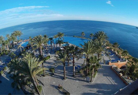 Playacalida Spa Hotel: Piscina exterior