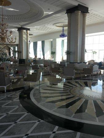 Rubi Platinum Spa Resort & Suites: lobby