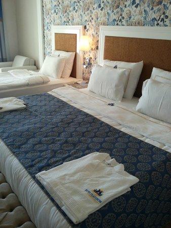 Rubi Platinum Spa Resort & Suites: room