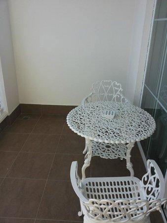 Rubi Platinum Spa Resort & Suites: room balcony