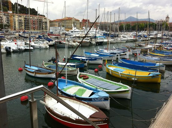 Star Hotel: Nice harbour