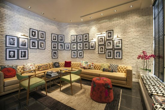 Center Chic Hotel Tel Aviv - an Atlas Boutique Hotel : Hotel Lobby