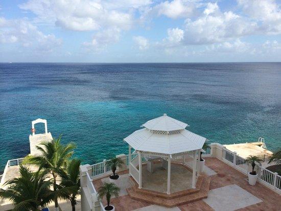 Cozumel Palace: balcony view
