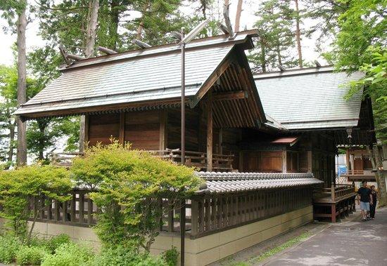 Ikaho Shrine: ...