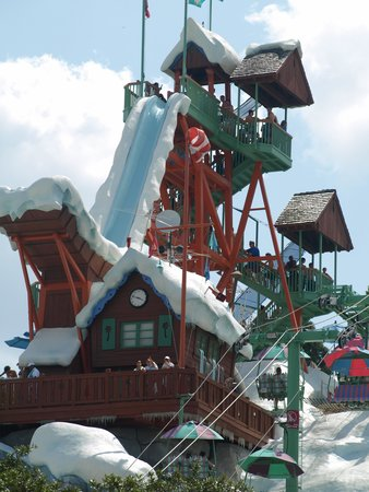 Blizzard Beach: Summit Plummit Yeah