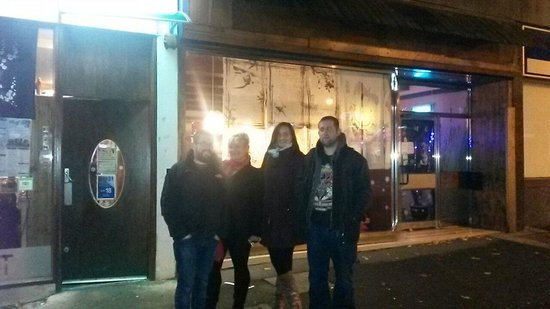 King du Noodle Bar restaurant: Family meal at King Du