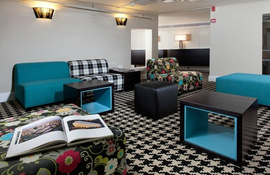 Center Chic Hotel Tel Aviv - an Atlas Boutique Hotel: Lounge