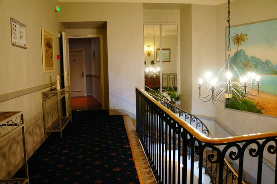 Ambassador Hotel: inside the hotel