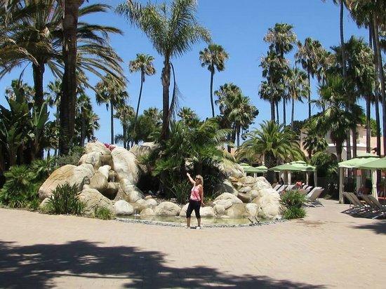 Hilton San Diego Resort & Spa: nice pool area