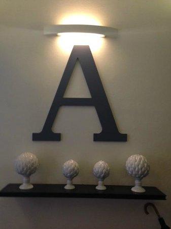 Hotel Adriano : Very chic