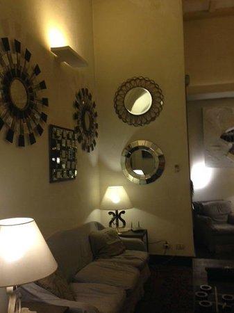 Hotel Adriano : Lovely decor