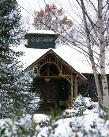 Clyde's Tower Oaks Lodge : The Front Door