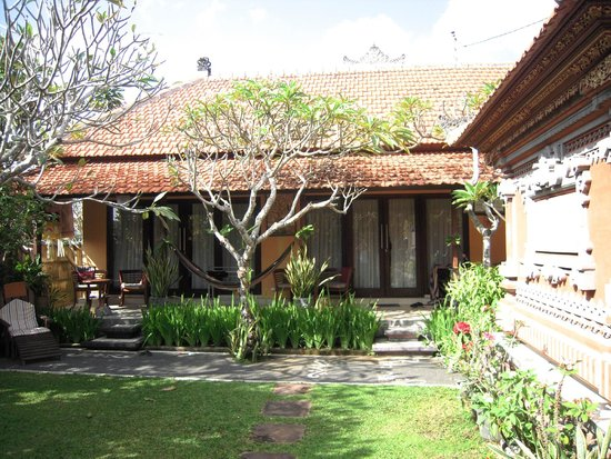 Wayan's Guest House: Guest house rooms