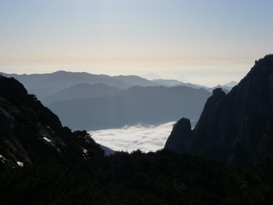 Mt. Huangshan (Yellow Mountain): Hunagshan