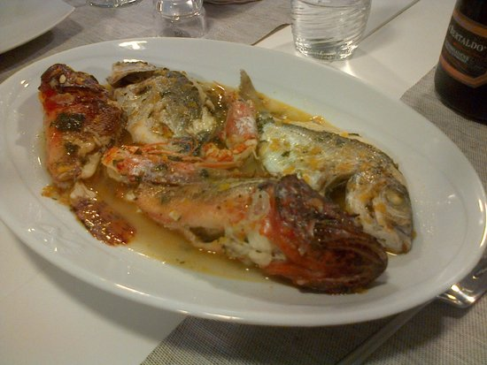Quihotel : La zuppa di pesce