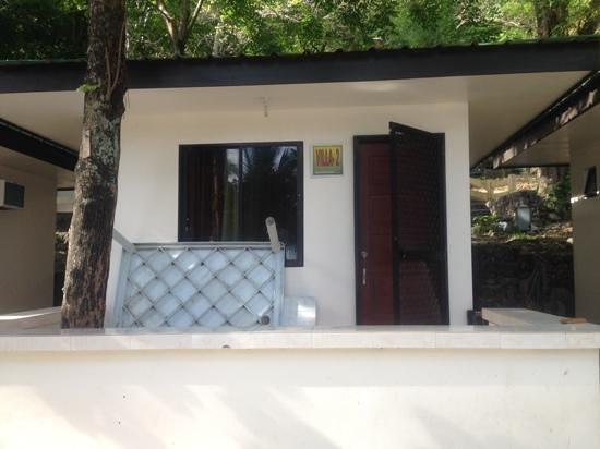 Nasugbu, Filippinene: villa 2