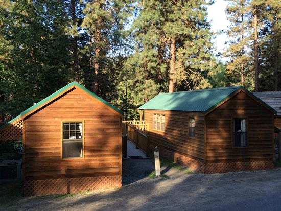 Leavenworth / Pine Village KOA: KL-1 and KL-2