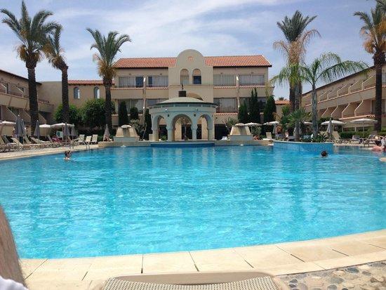 Napa Plaza Hotel: Hotel Pool