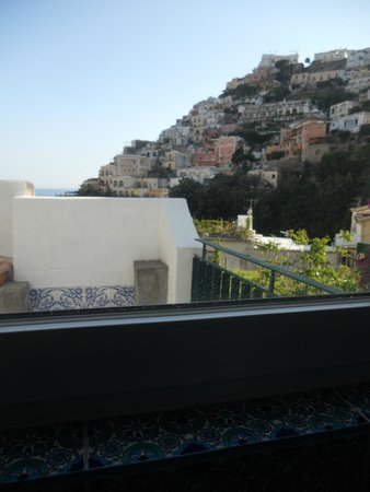 Hotel La Bougainville: View from our room - amazing!