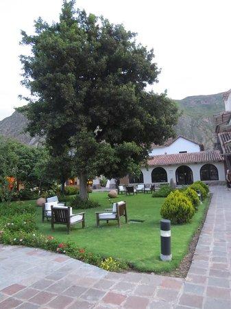 Sonesta Posadas del Inca Yucay : front