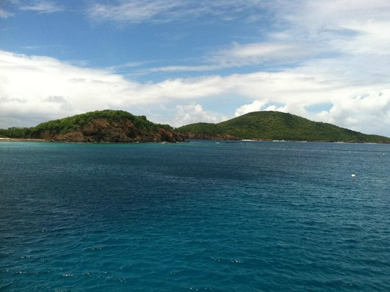 East Island Excursions : the view