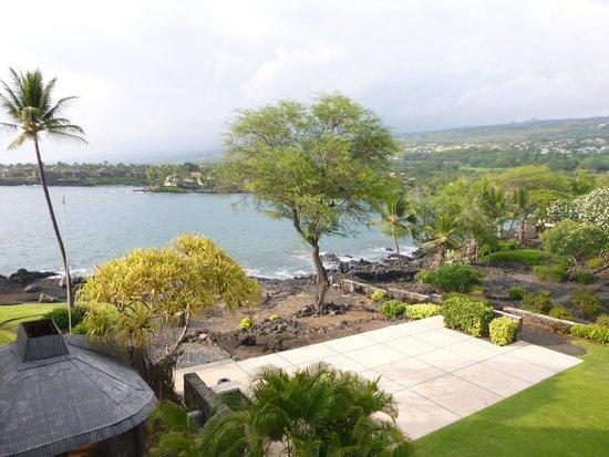 Sheraton Kona Resort & Spa at Keauhou Bay: View From Room