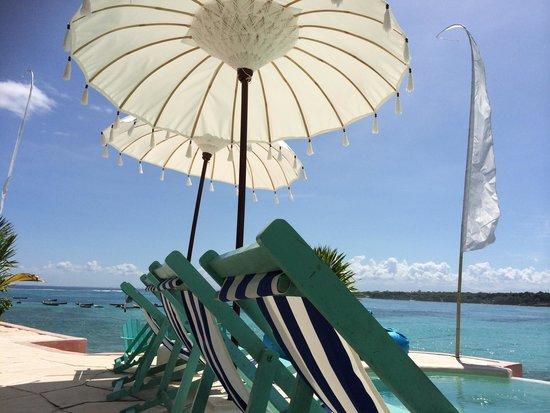 Le Pirate Beach Club Hotel : Pool