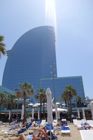 W Barcelona : hotel