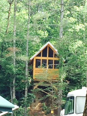 things of cabins luxury stand make blog front cabin porch our gatlinburg a that out