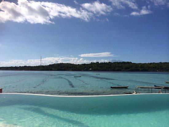 Le Pirate Beach Club Hotel Nusa Ceningan: Pool