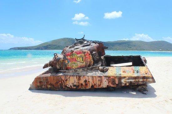 Culebra Beach Villas: Beach