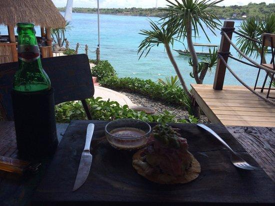 Le Pirate Beach Club Hotel : Food