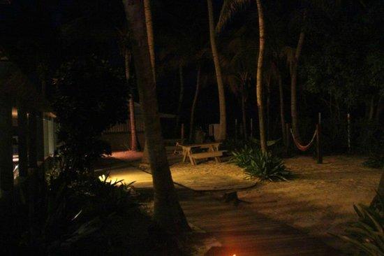 Culebra Beach Villas: Night