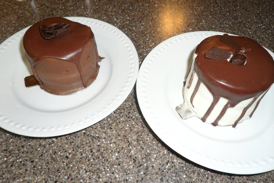 Arcadia Farms: Chocolate Raspberry Cake & Tuxedo Cake