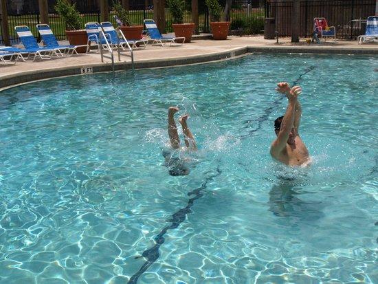Terra Verde Resort: Fun Main pool
