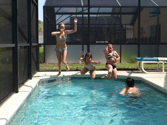 Terra Verde Resort: House pool