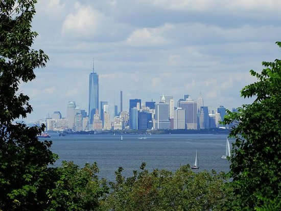 View of Manhattan from Fort Wadsworth