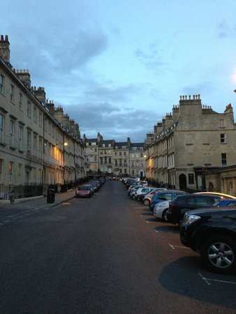 Queensberry Hotel : Bath