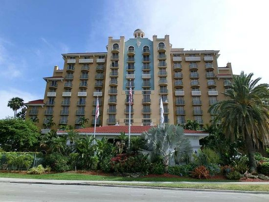 Embassy Suites by Hilton Fort Lauderdale 17th Street : Embassy Suites