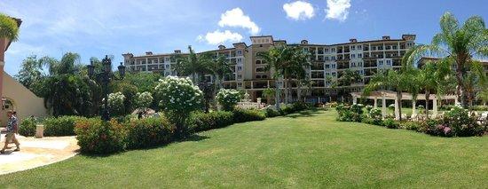 Sandals Grande Antigua Resort & Spa : Med Village Cypress Tower