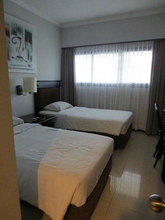 Sanur Paradise Plaza Suites : room 2