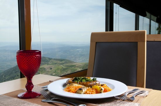Alfandega da Fe, Portugal: Restaurante